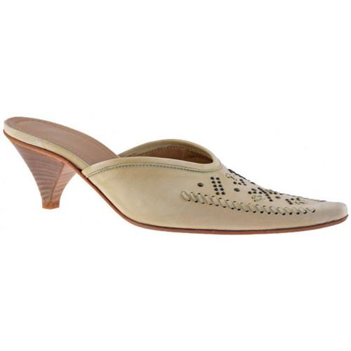 Παπούτσια Γυναίκα Σαμπό Fascino  Άσπρο