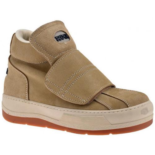 Παπούτσια Άνδρας Ψηλά Sneakers Rock  Beige