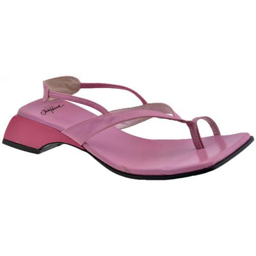 Παπούτσια Γυναίκα Σαγιονάρες Josephine  Violet