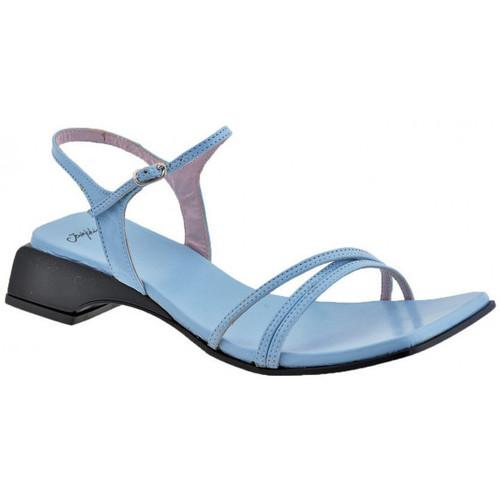 Παπούτσια Γυναίκα Σαγιονάρες Josephine  Μπλέ