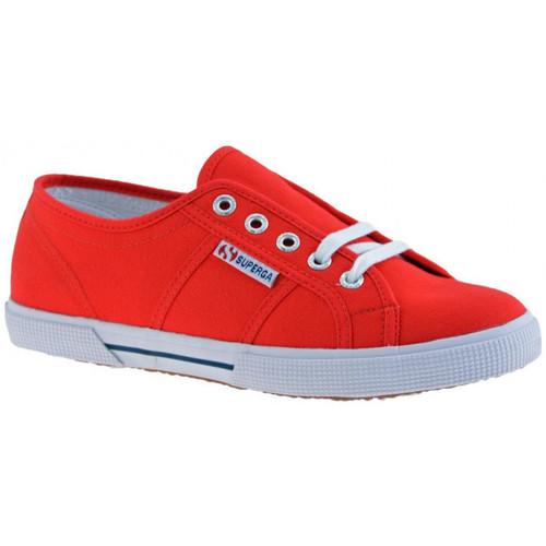 Παπούτσια Γυναίκα Χαμηλά Sneakers Superga  Red