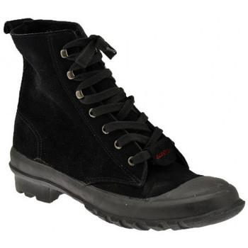 Παπούτσια Άνδρας Ψηλά Sneakers Superga  Black