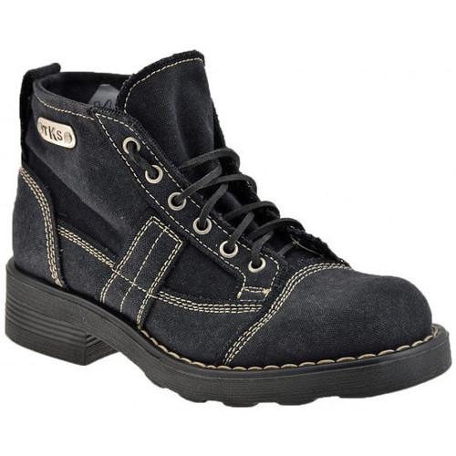 Παπούτσια Γυναίκα Μπότες Tks  Black