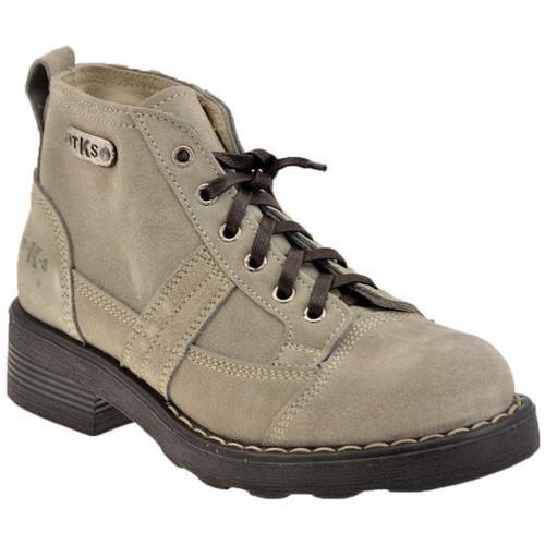 Παπούτσια Γυναίκα Πεζοπορίας Tks  Beige