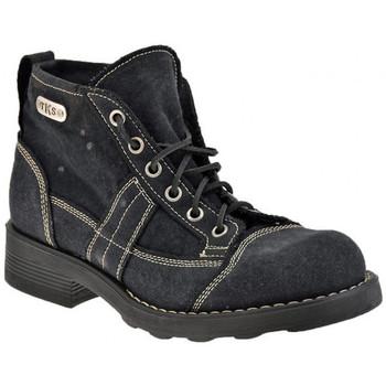 Παπούτσια Άνδρας Μπότες Tks  Black