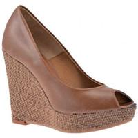 Παπούτσια Γυναίκα Ψηλά Sneakers Nobrand  Brown