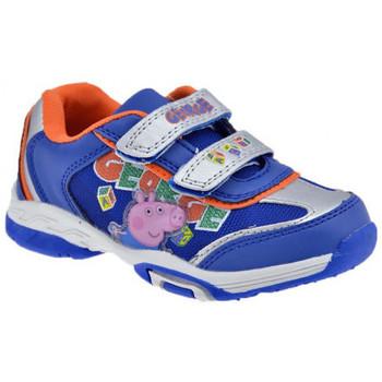 Παπούτσια Παιδί Χαμηλά Sneakers Peppa Pig  Μπλέ