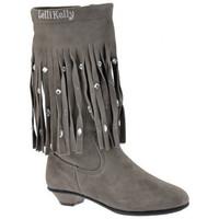 Παπούτσια Παιδί Μπότες για την πόλη Lelli Kelly  Grey