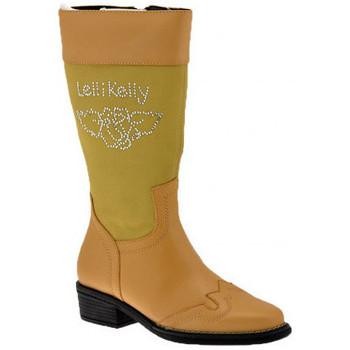 Παπούτσια Παιδί Μπότες για την πόλη Lelli Kelly  Beige