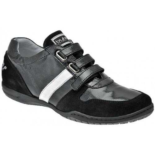 Παπούτσια Γυναίκα Ψηλά Sneakers Byblos Blu  Black