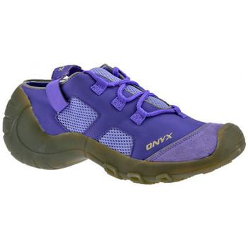 Παπούτσια Γυναίκα Χαμηλά Sneakers Onyx  Violet
