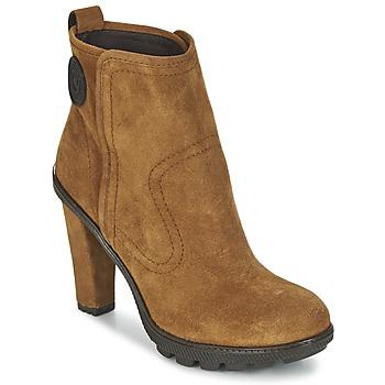 Παπούτσια Γυναίκα Μποτίνια Pataugas FANNY/F Brown
