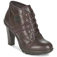Παπούτσια Γυναίκα Μποτίνια Pataugas FURBY/N Σοκολά
