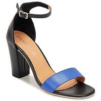 Παπούτσια Γυναίκα Σανδάλια / Πέδιλα Balsamik FORTA Black / μπλέ