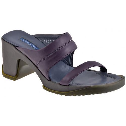 Παπούτσια Γυναίκα Σανδάλια / Πέδιλα M. D'essai  Violet