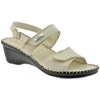 Παπούτσια Γυναίκα Σανδάλια / Πέδιλα Susimoda  Beige