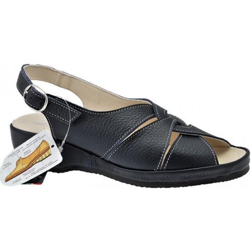 Παπούτσια Γυναίκα Σανδάλια / Πέδιλα Susimoda  Μπλέ