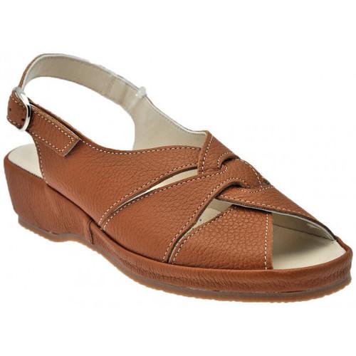 Παπούτσια Γυναίκα Σανδάλια / Πέδιλα Susimoda  Brown