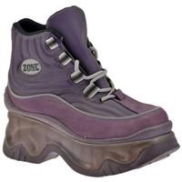 Παπούτσια Γυναίκα Ψηλά Sneakers Zone  Violet