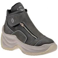 Παπούτσια Γυναίκα Ψηλά Sneakers Zone  Grey