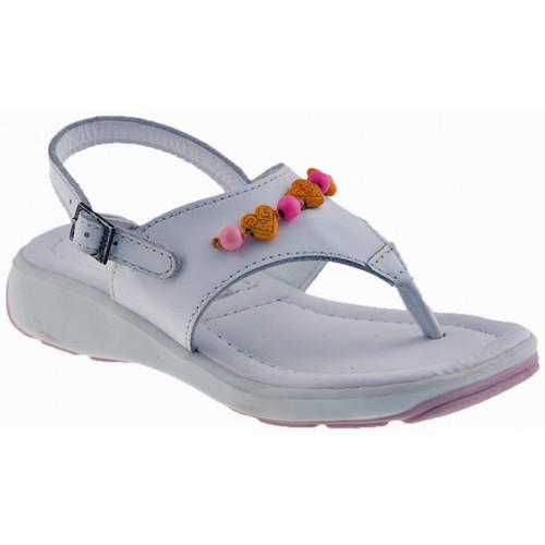 Παπούτσια Παιδί Σαγιονάρες Kidy  Άσπρο