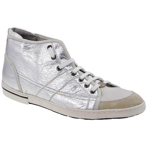 Παπούτσια Άνδρας Ψηλά Sneakers OXS  Silver