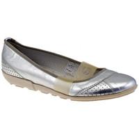 Παπούτσια Γυναίκα Μπαλαρίνες OXS  Silver