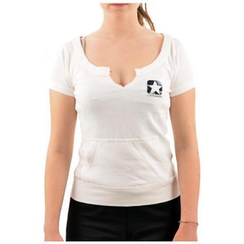 T-shirt με κοντά μανίκια Converse –