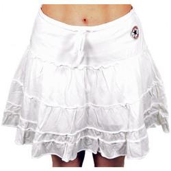 Υφασμάτινα Γυναίκα Σόρτς / Βερμούδες Converse  Άσπρο