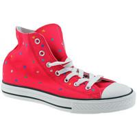 Παπούτσια Κορίτσι Ψηλά Sneakers Converse  Ροζ