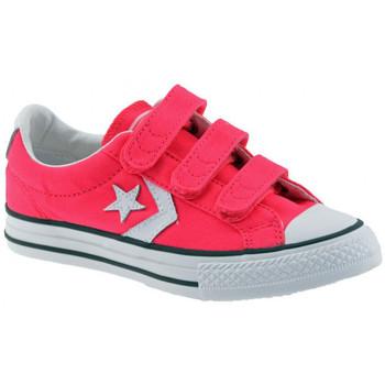 Παπούτσια Παιδί Χαμηλά Sneakers Converse  Ροζ