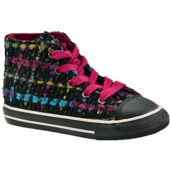 Παπούτσια Παιδί Ψηλά Sneakers Converse  Black