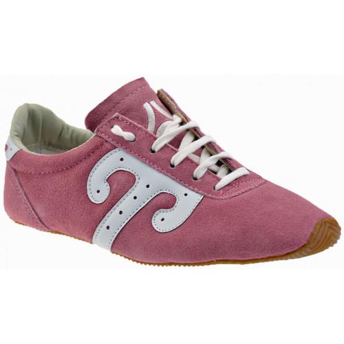 Παπούτσια Γυναίκα Χαμηλά Sneakers Wushu Ruyi  Ροζ