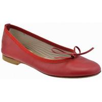 Παπούτσια Γυναίκα Μπαλαρίνες Keys  Red