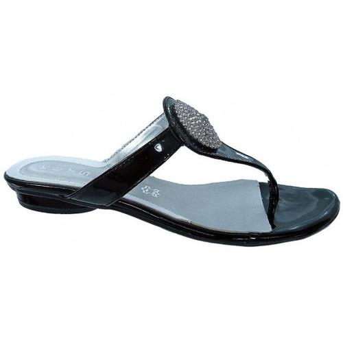 Παπούτσια Γυναίκα Σαγιονάρες Keys  Black