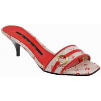 Παπούτσια Γυναίκα Τσόκαρα Keys  Red