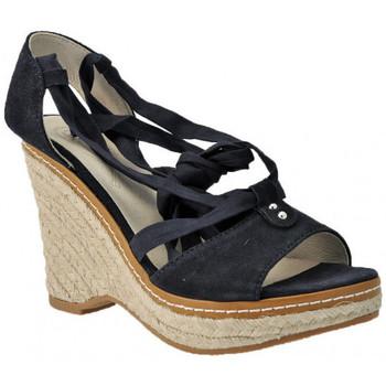 Παπούτσια Γυναίκα Σανδάλια / Πέδιλα Keys  Μπλέ