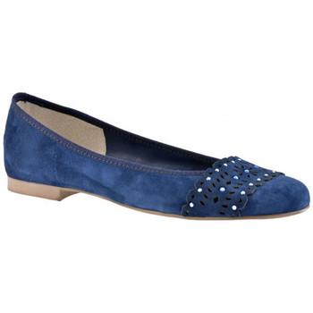 Παπούτσια Γυναίκα Μπαλαρίνες Keys  Μπλέ