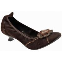 Παπούτσια Γυναίκα Μπαλαρίνες Keys  Brown