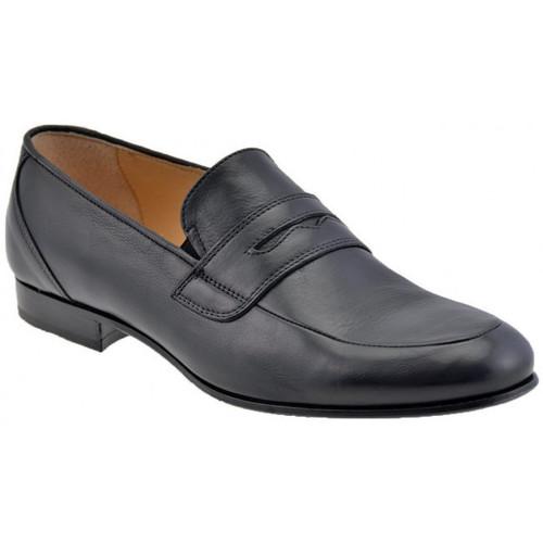 Παπούτσια Άνδρας Μοκασσίνια NeroGiardini  Black