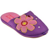 Παπούτσια Γυναίκα Παντόφλες De Fonseca  Violet