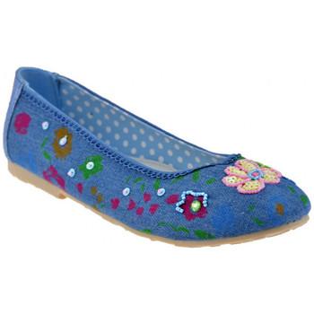 Παπούτσια Παιδί Μπαλαρίνες Lulu  Μπλέ