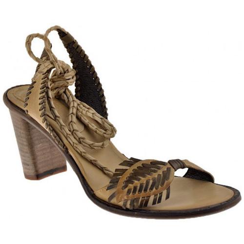 Παπούτσια Γυναίκα Σανδάλια / Πέδιλα Progetto  Beige