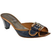 Παπούτσια Γυναίκα Σανδάλια / Πέδιλα Progetto  Μπλέ