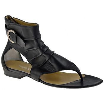Παπούτσια Γυναίκα Σαγιονάρες Progetto  Black