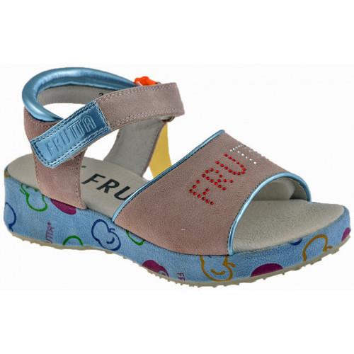 Παπούτσια Κορίτσι Σανδάλια / Πέδιλα Frutta  Ροζ