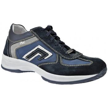 Παπούτσια Άνδρας Ψηλά Sneakers Zen  Μπλέ