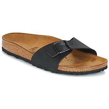 Παπούτσια Γυναίκα Τσόκαρα Birkenstock MADRID Black