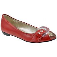 Παπούτσια Γυναίκα Μπαλαρίνες Lea Foscati  Red