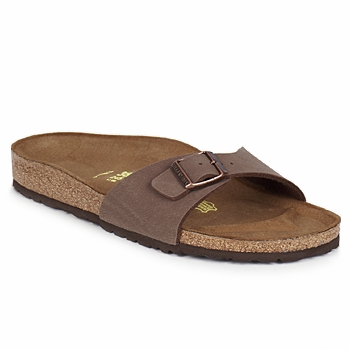 Παπούτσια Γυναίκα Τσόκαρα Birkenstock MADRID Brown